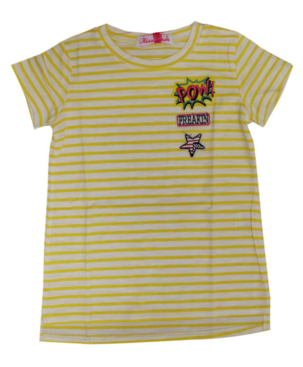 Immagine di T-shirt bambina Miss Brum Art. L8105