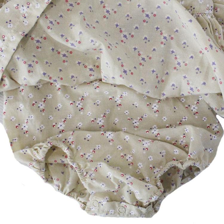 Immagine di Coordinato vestito neonata Ativo Art. C1301