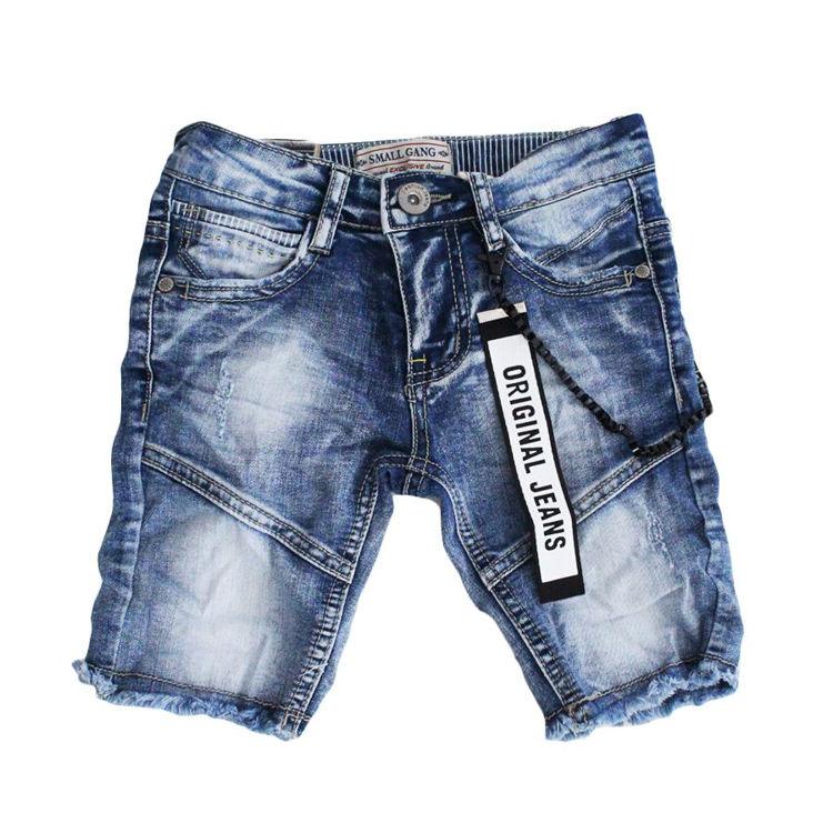 Immagine di Bermuda jeans neonato Small Gang Art. F5357