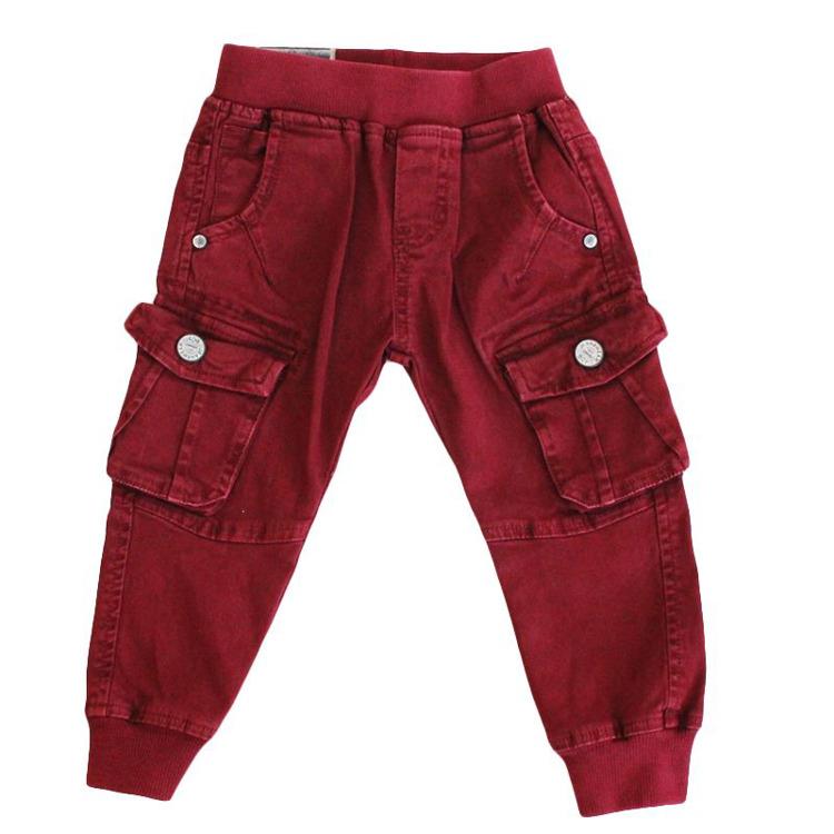 Immagine di Pantalone neonato autunno Small Gang Art. F5399