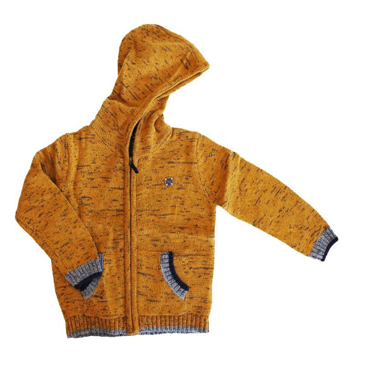 Immagine di Maglia zip lana neonato Last Star Art. NO2305