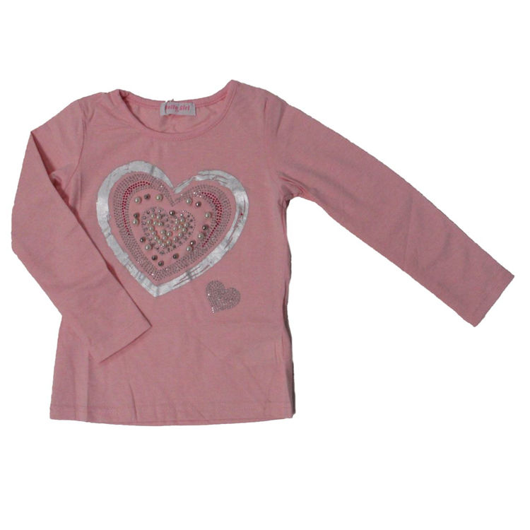 Immagine di T-shirt m/l bambina Hello Girl Art. YL684