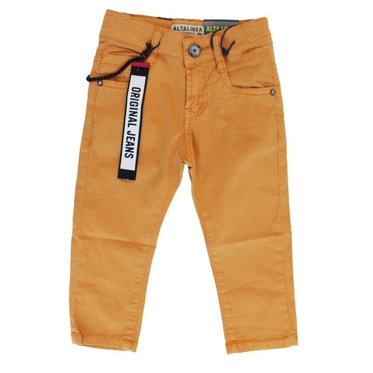 Immagine di Pantalone neonato primavera Alta Linea Art. ZNO8518
