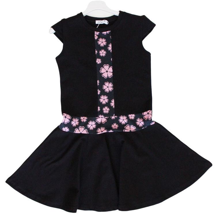 new styles 45b55 9f7ff Vestito Ragazza Jobilla Art. J266. ingrosso abbigliamento ...
