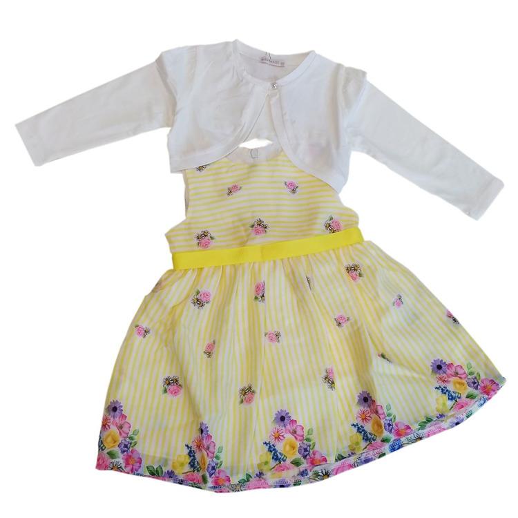 Immagine di Vestito neonata p/e Miss Image Art. LF6303