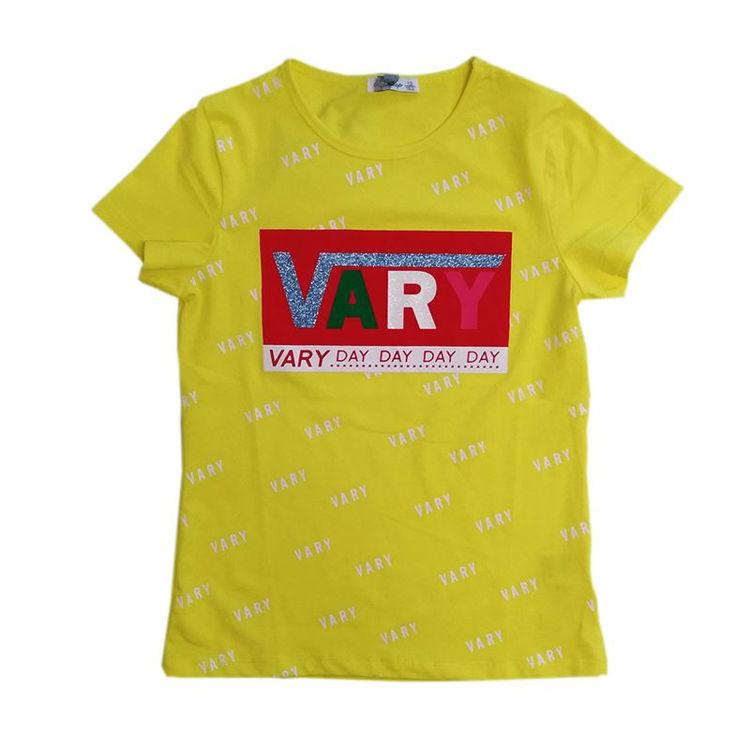 Immagine di T-shirt m/m ragazza Lollitop Art. B2116