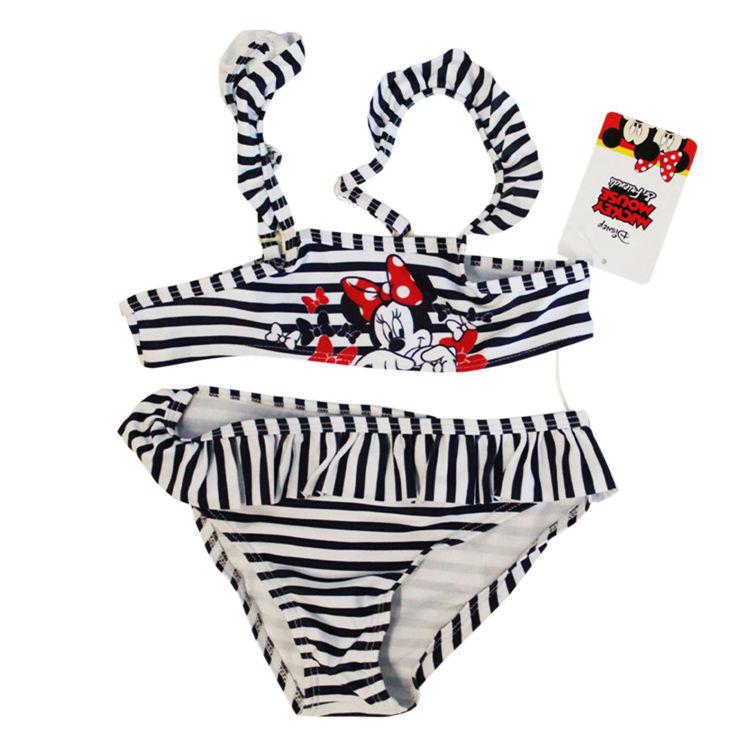 Immagine di Bikini mare bambina Minnie Art. 46172