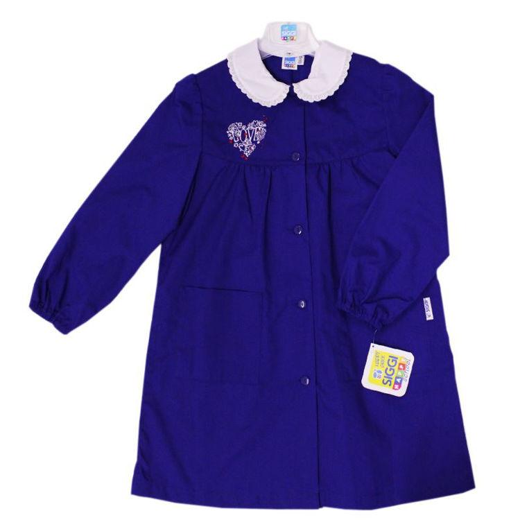 Immagine di Grembiule scuola Bluette bambina Siggi Art. 3291