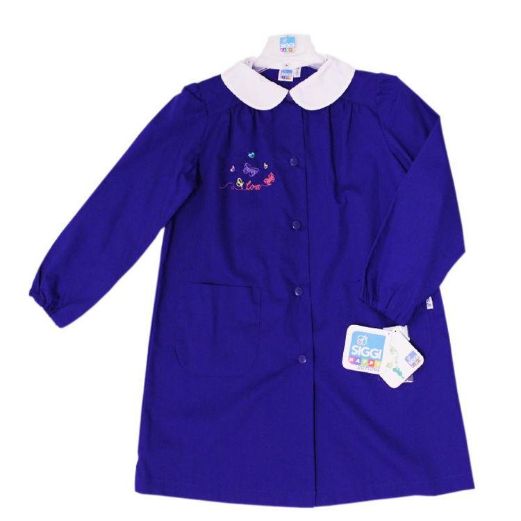 Immagine di Grembiule scuola Bluette bambina Siggi Art. 3280
