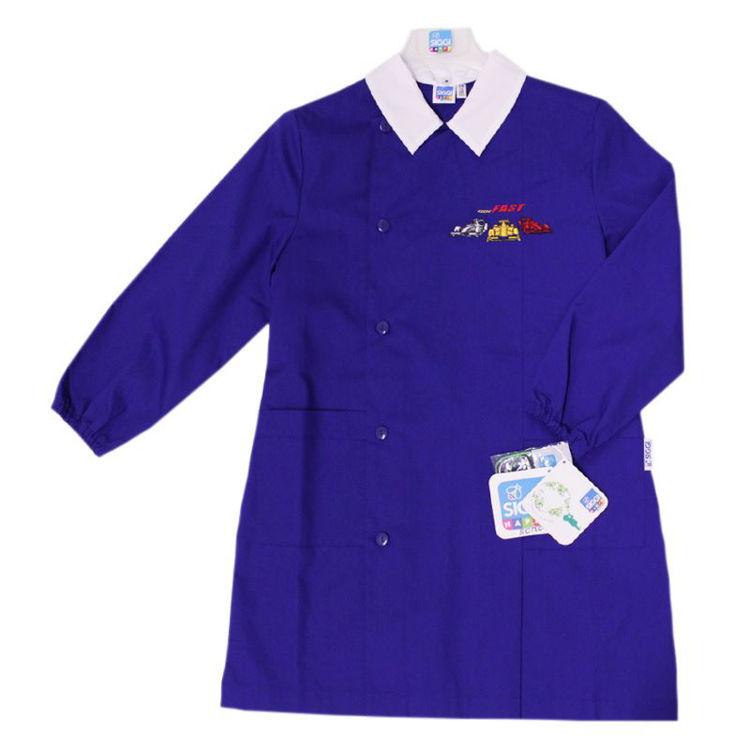 Immagine di Grembiule scuola Bluette bambino Siggi Art. 3302