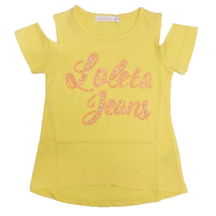 Immagine di T-shirt bambina Loleta Art. B11035