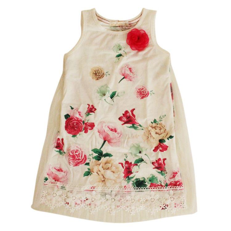 Immagine di Vestito bambina Loleta Art. B92033