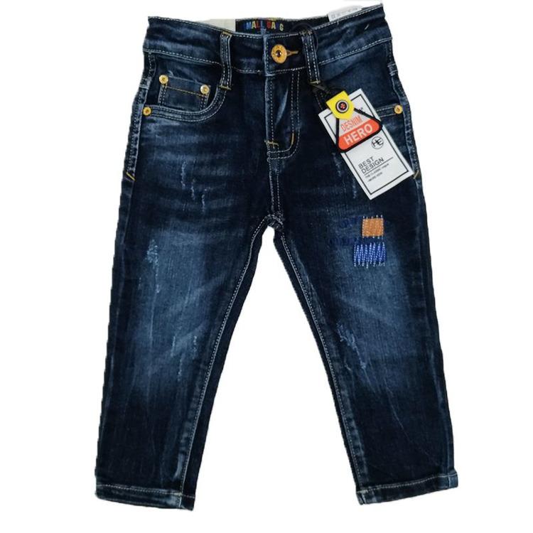 Immagine di Jeans neonato autunno Small Gang Art. N1250