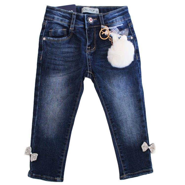Immagine di Jeans neonata Lollitop Art. S2191