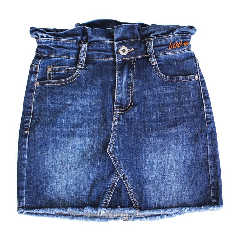 Immagine di Gonna jeans autunno bambina Joy Art. 6467