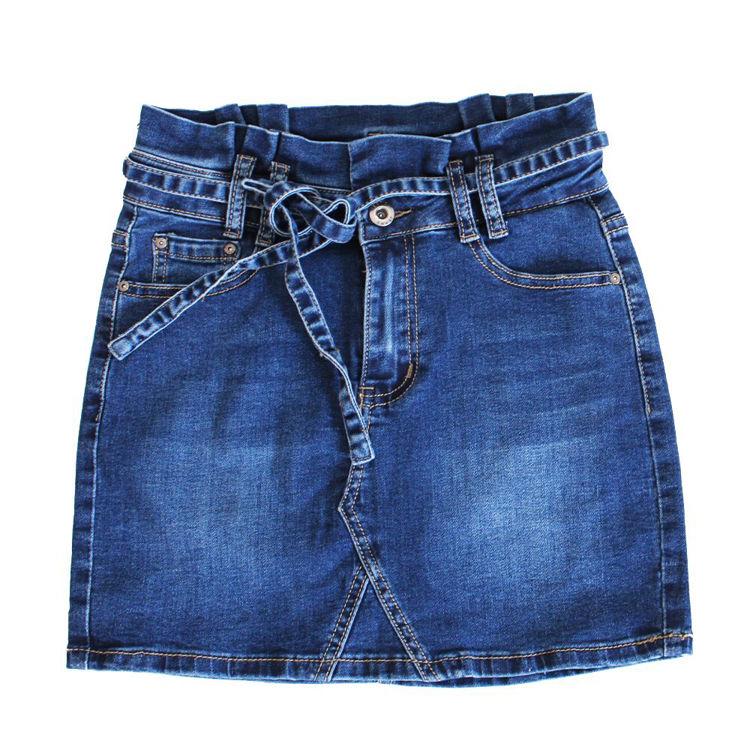 Immagine di Gonna jeans ragazza Joy Art. 6390A