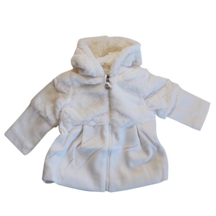 Immagine di Cappotto neonata inverno Smile Yes Art. GNA602