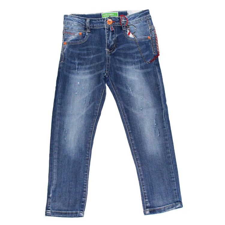 Immagine di Jeans bambino primavera Alta Linea Art. ZBO8569