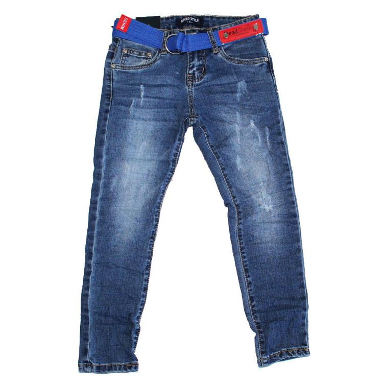 Immagine di Jeans bambino primavera Bimbo Style Art. GB436