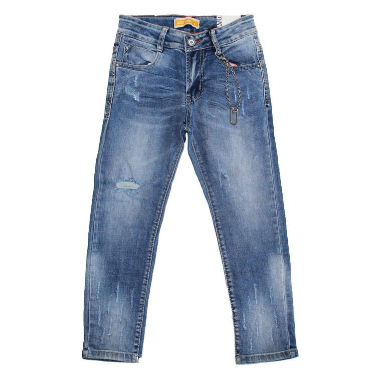 Immagine di Jeans bambino primavera Alta Linea Art. ZBO8572