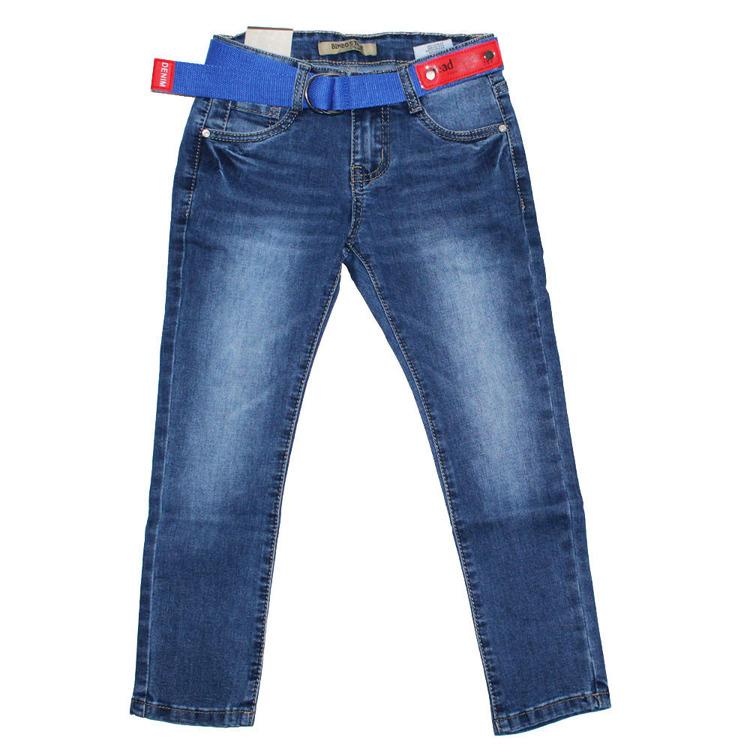 Immagine di Jeans bambino primavera Bimbo Style Art. DF858