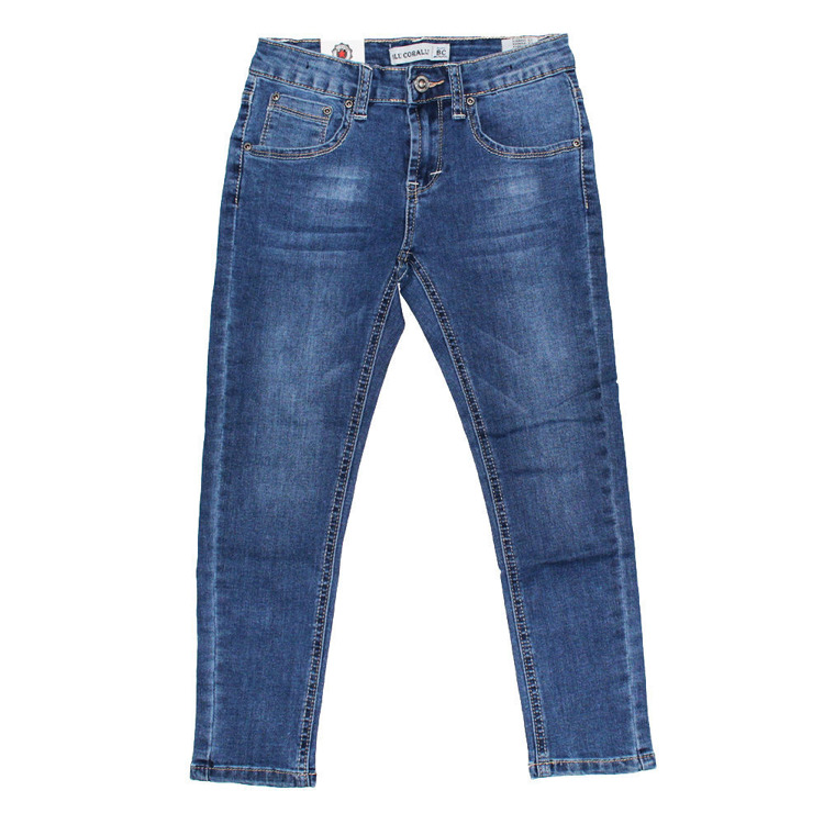 Immagine di Jeans bambino primavera Blu Coralli Art. JK2245