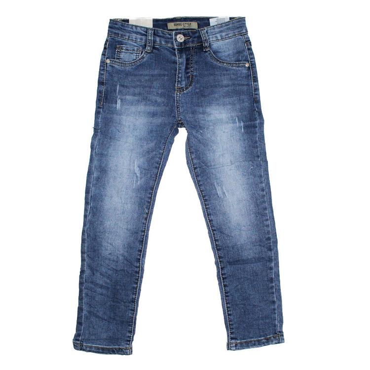 Immagine di Jeans bambino primavera Bimbo Style Art. DF866