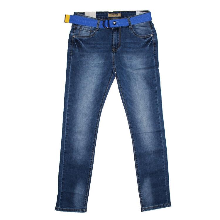 Immagine di Jeans ragazzo primavera Bimbo Style Art. DF871