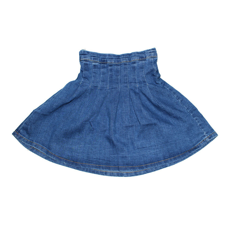Immagine di Gonna jeans bambina primavera Angel Kids Art. 7787