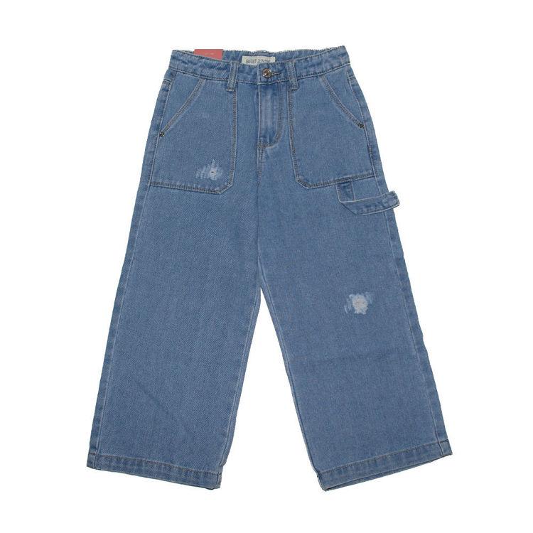 Immagine di Pantapalazzo Jeans bambina Sweet Junior Art. B1951
