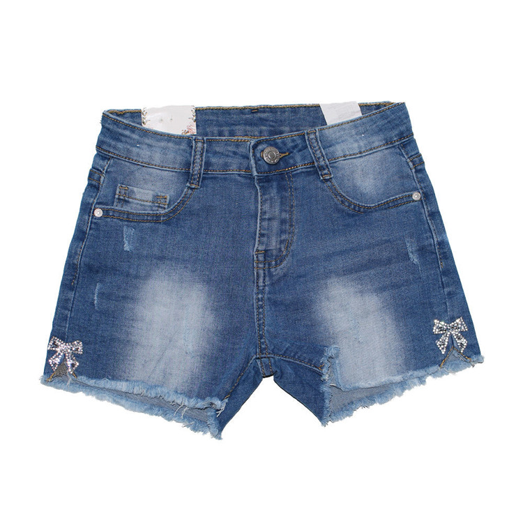 Immagine di Short jeans ragazza Angel Kids Art. 7831