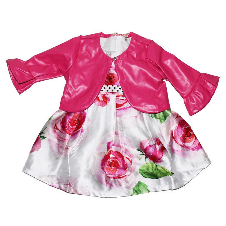 Immagine di Completo neonata primavera Miss Image Art. LF6418
