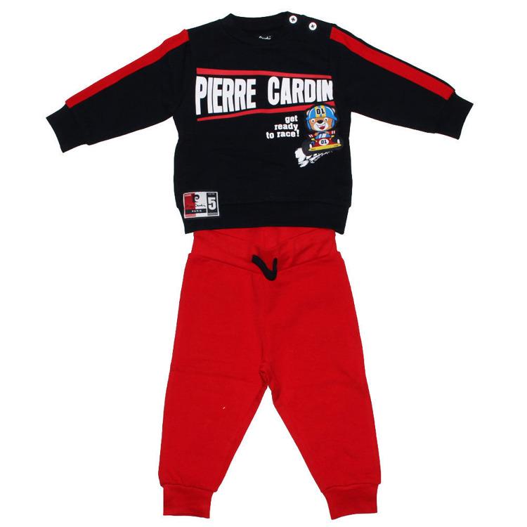 Immagine di Tuta neonato primavera Pierre Cardin Art. 7075T0226
