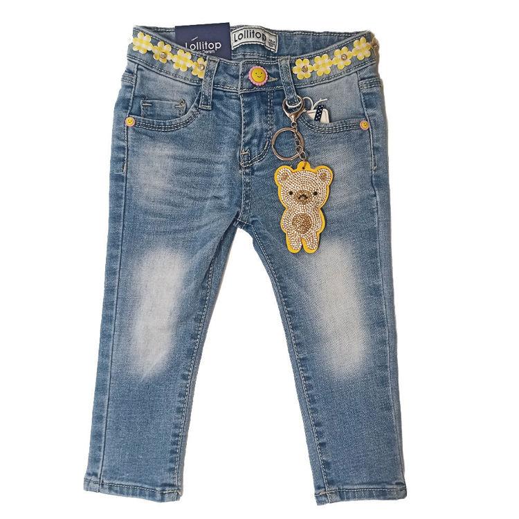 Immagine di Jeans primavera neonata Lollitop Art. S2292