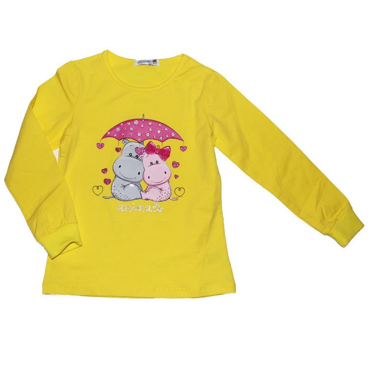 Immagine di T-Shirt m/l bambina primavera Lollitop Art. B2315