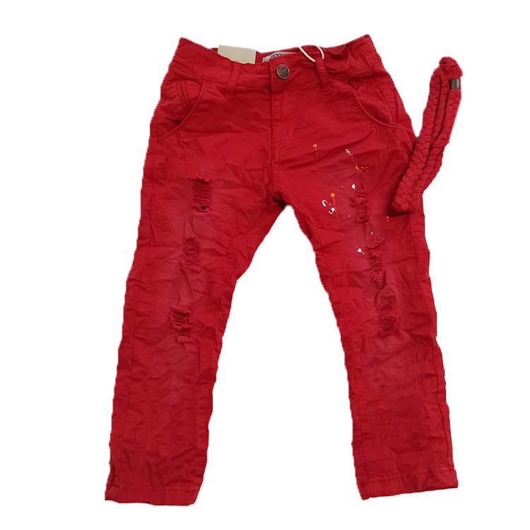 Immagine di Pantalone bambino primavera Denim Art. F5278