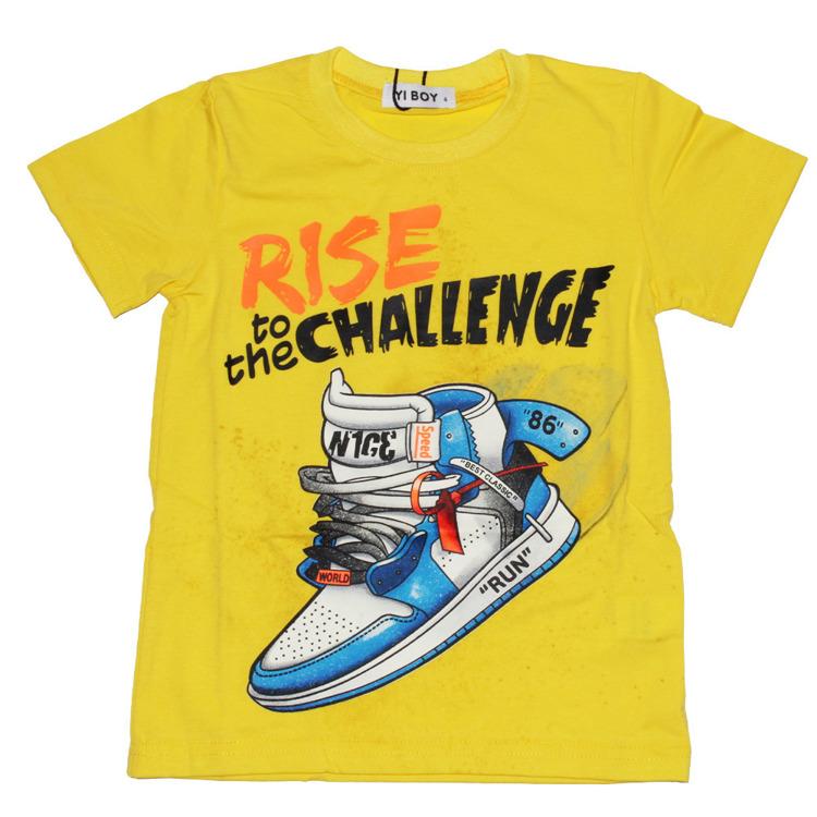 Immagine di T-shirt bambino Yi Boy Art. XY105