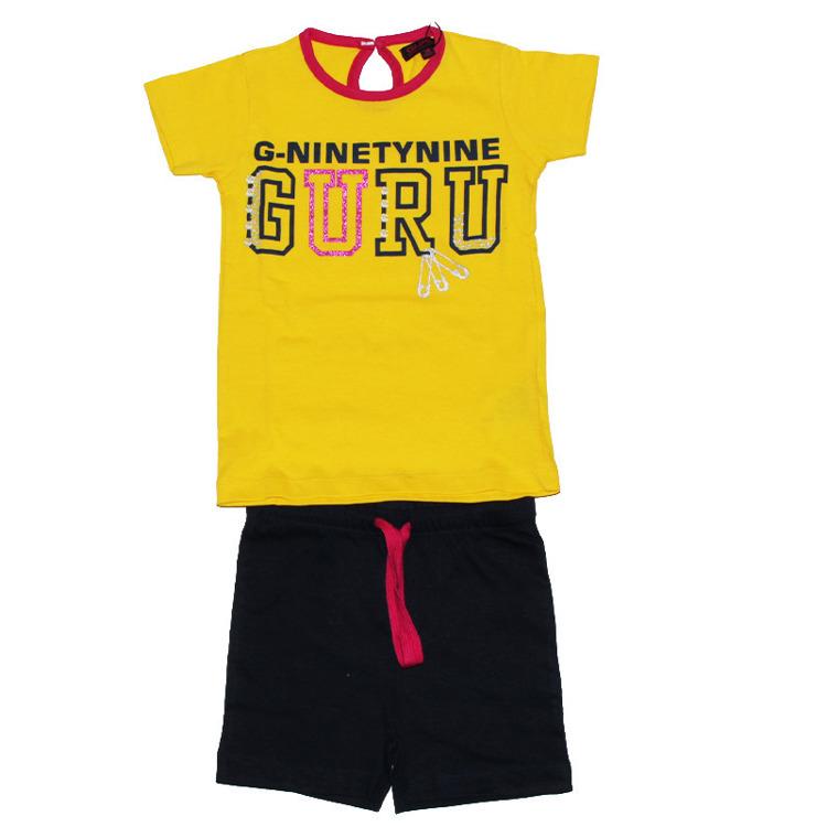 Immagine di Completo neonata estivo Guru Art. 7286K0031