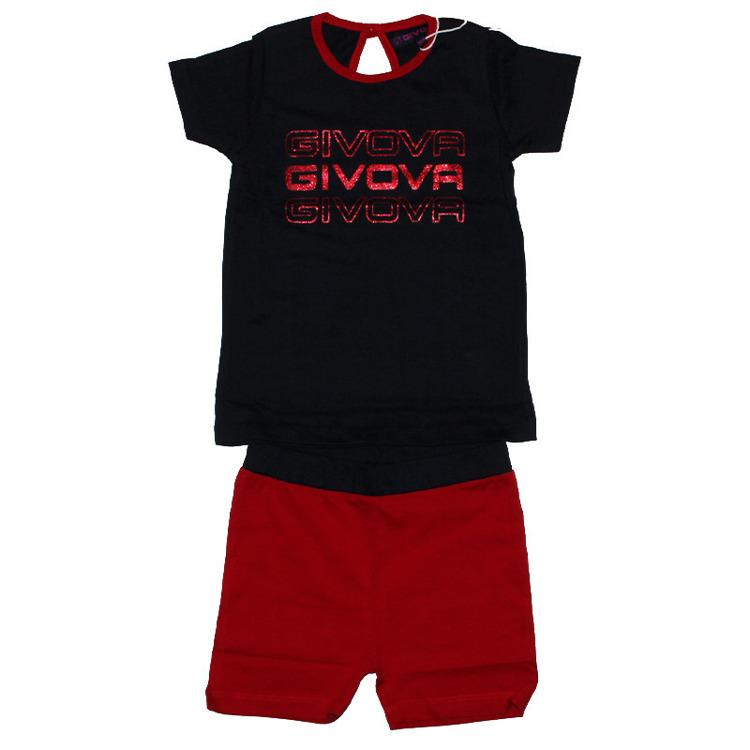 Immagine di Completo neonata estivo Givova Art. 7486K0011