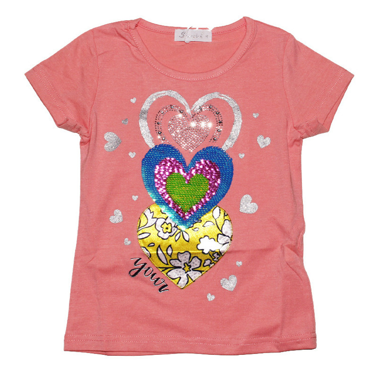 Immagine di T-shirt bambina Sma Girl Art. YL859