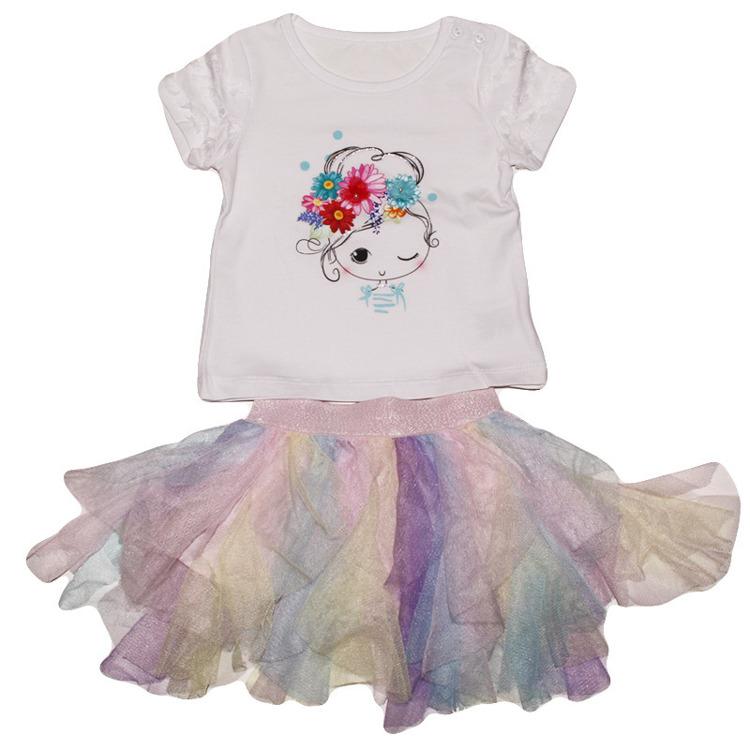 Immagine di Completo neonata estate Gossyp Art. GOB9110