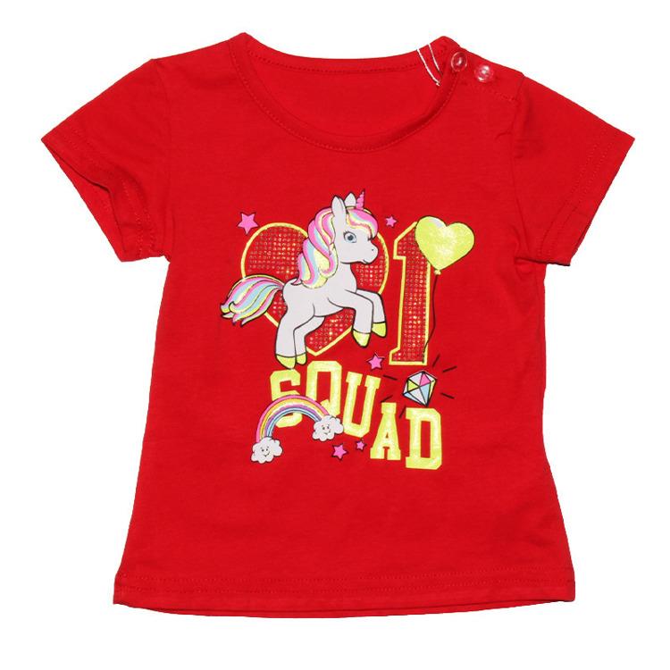 Immagine di T-shirt neonata Miss & Girl Art. E10