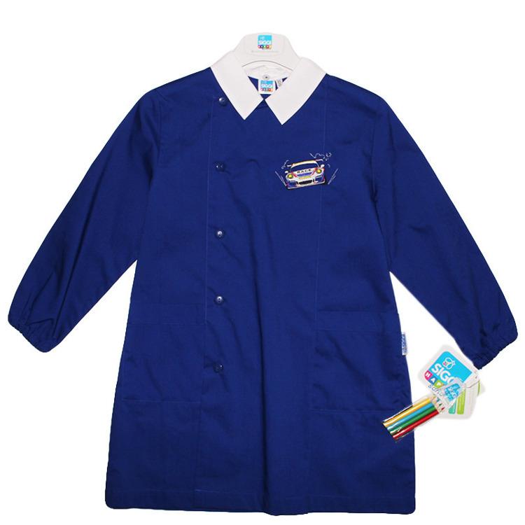 Immagine di Grembiule scuola Bluette bambino Siggi Art. 3481