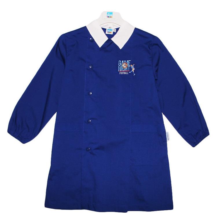 Immagine di Grembiule scuola Bluette bambino Siggi Art. 3478