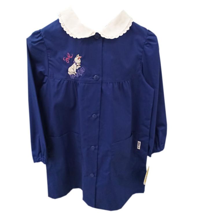 Immagine di Grembiule scuola Bluette bambina Siggi Art. 3455