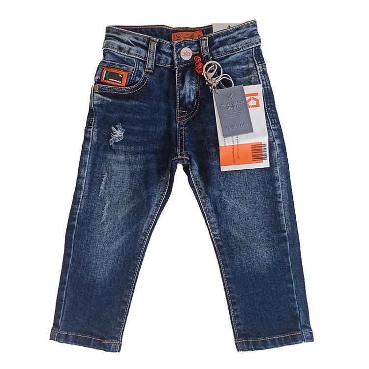 Immagine di Jeans neonato autunno Alta Linea Art. ZNO8620