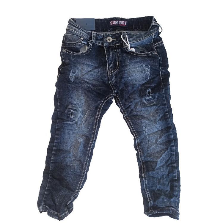 Immagine di Jeans bambino autunno Run Boy Art. G064