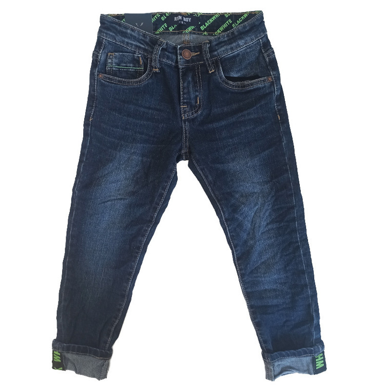 Immagine di Jeans bambino autunno Run Boy Art. GB510