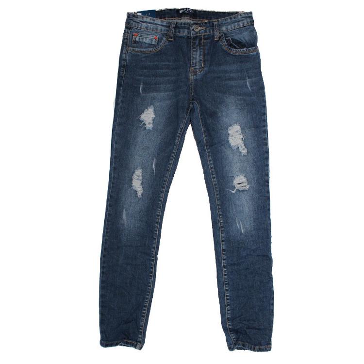 Immagine di Jeans ragazzo inverno Bimbo Style Art. GB372