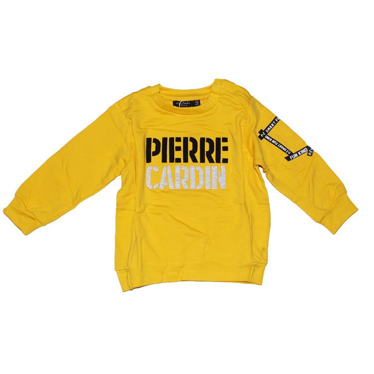 Immagine di Felpa inverno neonato Pierre Cardin Art. 7071F0214